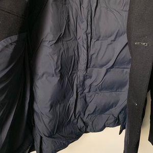 Uniqlo Jackets & Coats - UNIQLO X +J COLLAB blazer style wool down jacket